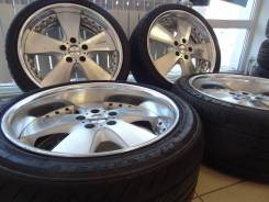 "G-Corporation Estatus. 8.0/9.0x19"", 5x114.30, ET48/38"