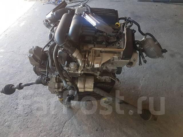 Двигатель CYV Volkswagen 1.2 комплектный
