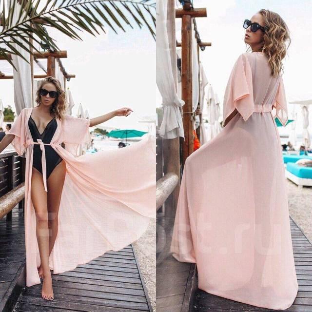 8bf4a4cc21d Fashion Bikini. Шикарная длинная туника