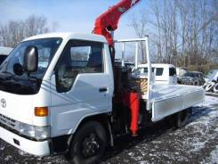 Toyota Dyna. , 4 100куб. см., 3 000кг., 4x4. Под заказ