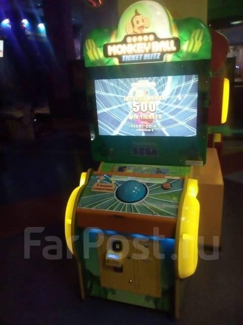 игровые автоматы аттракционы тикетами
