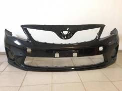 Новый окрашенный бампер Toyota Corolla 06-13гг