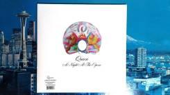 LP Винил Queen – A Night At The Opera , UK & EU, Запечатан!