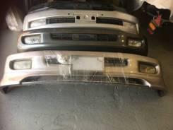 Бампер передний в сборе с губой LAND Cruiser 100 98-