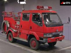 Mitsubishi Fuso Canter. Mitsubishi Canter, 4 600куб. см., 3 000кг., 4x4. Под заказ