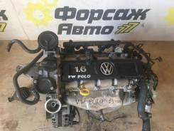 Двигатель Volkswagen Polo 2014 год