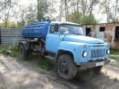 ГАЗ 53. Фекалка газ 53 шамбо асанизатор, 4 750куб. см.