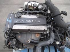 Двигатель в сборе. Mitsubishi: Chariot, Attrage, Airtrek, Aspire, 3000GT, 500, Carisma, ASX, Challenger, Bravo, 1/2T Truck, Chariot Grandis, Colt, Col...
