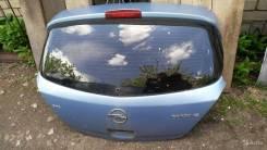 Крышка багажника. Opel Corsa, S07 Двигатели: A12XEL, A12XER, Z12XEP
