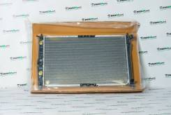 Радиатор охлаждения двигателя. Chevrolet Lanos Daewoo Lanos L13, L43, L44, LV8, LX6