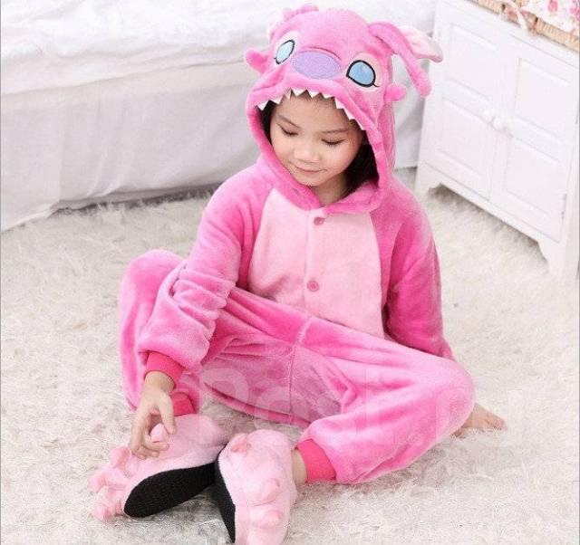 Кигуруми «Стич» розовый 100см - Карнавальные костюмы во Владивостоке 21d87a5c27c5a