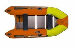 Наши лодки Патриот 280. 2019 год, длина 2,80м., двигатель подвесной, 8,00л.с., бензин