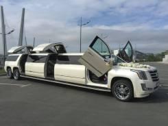 Cadillac Escalade. С водителем