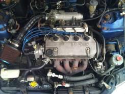 Двигатель Honda Partner EY6 D13B в разборе