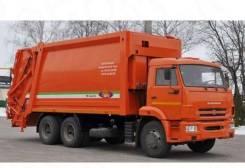 Рарз МК-4446-08. Мусоровоз МК-4546-08 на шасси КамАЗ 65115 Евро-5 САУ, 11 762куб. см.