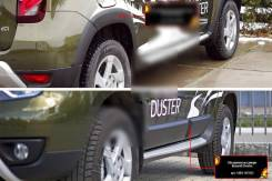 Расширитель крыла. Renault Duster, HSA, HSM F4R, H4M, K4M, K9K
