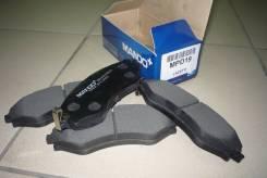 Колодки Тормозные Передние AVEO T200/T250/T255 / Lacetti   Mando (96405129 96418874) MPD19