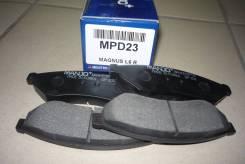 Колодки Тормозные Задние Epica V200/V250   Mando (96496763 96475028) MPD23