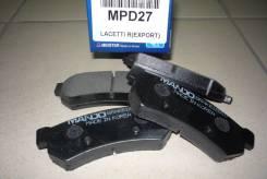 Колодки Тормозные Задние Lacetti   Mando (96800089) MPD27