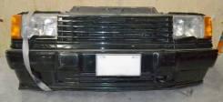 Передняя часть автомобиля. Land Rover Range Rover, P38A Двигатель M51D25