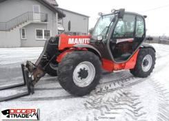 Manitou MLT 735 120 LSU. Телескопический погрузчик Manitou MLT 735- 120, 2008г. в, 3 500кг., Дизельный