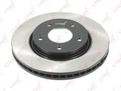 Диск тормозной | перед прав/лев | LYNXauto BN-1091