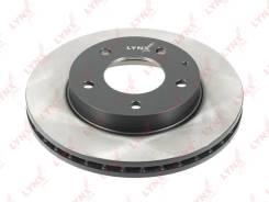 Диск тормозной | перед прав/лев | LYNXauto BN-1068
