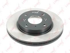 Диск тормозной | перед прав/лев | LYNXauto BN-1041