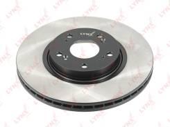 Диск тормозной | перед прав/лев | LYNXauto BN-1040