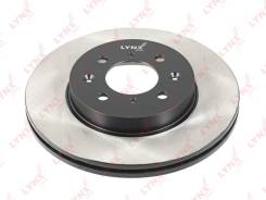 Диск тормозной | перед прав/лев | LYNXauto BN-1034