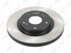 Диск тормозной | перед прав/лев | LYNXauto BN-1033