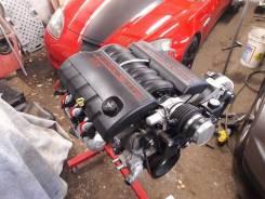Двигатель LS2 Chevrolet Corvette 6.0 комплектный