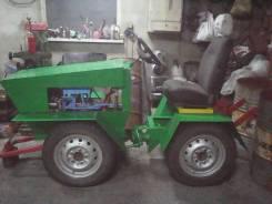 Самодельная модель. Продам самодельный трактор 4х4, 15 л.с.