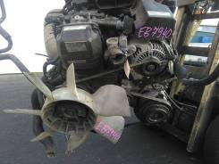 Двигатель TOYOTA CHASER, GX100, 1GFE, EB7940, 074-0043997