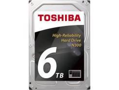 Жесткий диск Toshiba 6Tb NAS N300