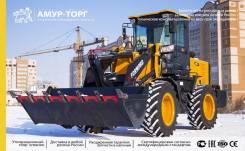 Forward 803R. Фронтальный погрузчик Forward. 2019 год. УС включен в стоимость, 2 800кг., Дизельный, 1,50куб. м. Под заказ
