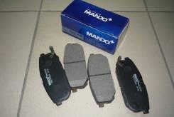 Колодки Тормозные Задние Sorento 06~   Mando (583023EE00 583023ED02) MPK21