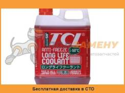 АНТИФРИЗ TCL LLC -50C красный, 4 л TCL / LLC01212