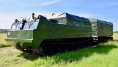 Витязь ДТ-30П. Вездеход, 19 000куб. см., 30 000кг., 28 000кг.