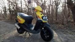 Yamaha BWS 100. 100куб. см., исправен, птс, с пробегом