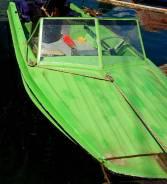 Казанка-5. двигатель без двигателя