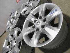 "Toyota. 7.5x17"", 6x139.70, ET25, ЦО 106,0мм."