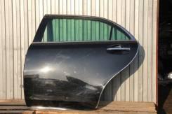 [RW M16] Toyota Crown Majesta URS206 Дверь Зад Лев 202 Черная