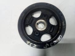 Шкив коленвала Toyota Vitz SCP10