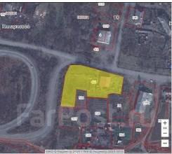 Продам землю и строение вдоль федеральной трассы. 5 300кв.м., собственность, электричество, вода