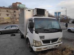 JBC SY1041. Продам грузовик рефрежатор, 3 700куб. см., 3 000кг., 4x2