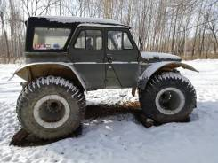 УАЗ. Продаётся Снегоболотоход на базе а/м Уаз-469, 2 400куб. см., 1 800кг.