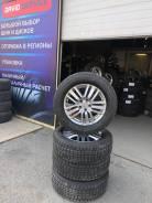 "Колёса на 17 5*114,30. Honda CR-V. 225/65R17 зима. 6.5x17"" 5x114.30 ET55"