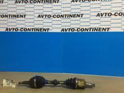 Привод, полуось. Nissan Presage, TNU31 Двигатели: QR25DE, QR25DENEO