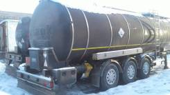 Foxtank. Продам бочку для перевозки темных нефтепродуктов, 35 000кг.
